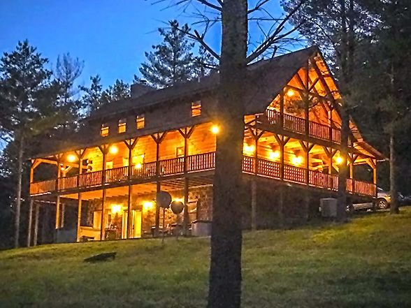 Hocking Hills Lodging Company Hidden Lake Lodge