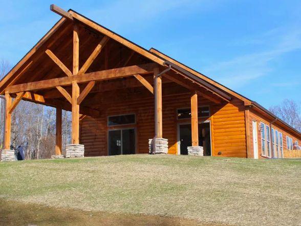 Hocking Hills Lodging Company Revive Lodge